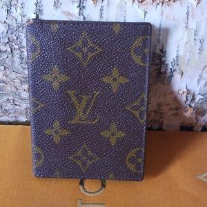 Authentic Louis Vuitton card holder